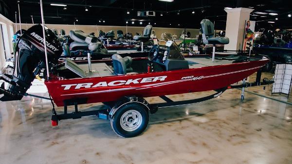 Tracker Boats Pro 160