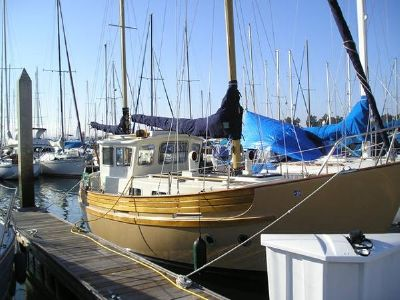 Fairway Fisher 30MS Starboard view
