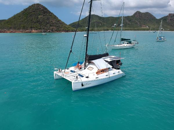 Island Spirit 36 (37' LOA)