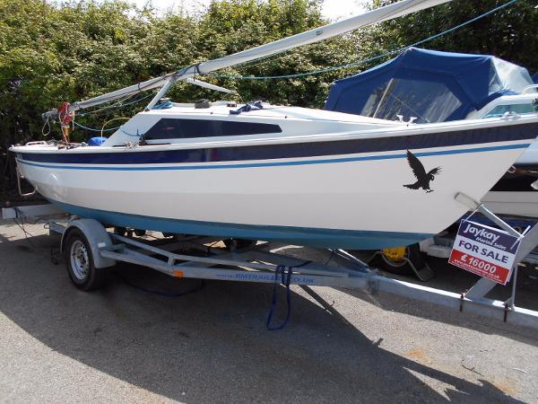 Hawk 20 Cabin Boat Hawk 20 Cabin Boat