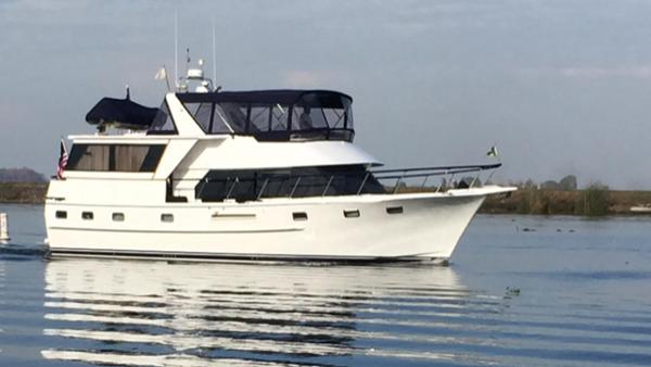 DeFever Performance Offshore  Cruiser STB PROFILE