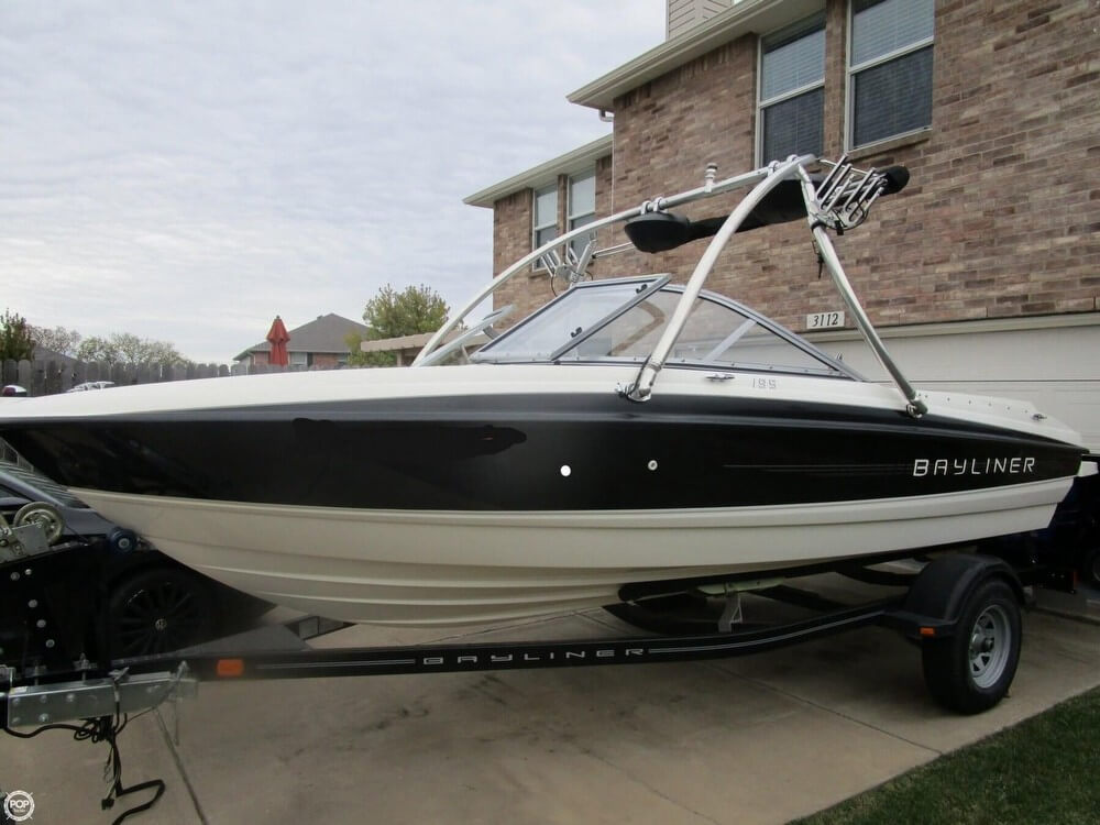 Bayliner 195 Bowrider 2011 Bayliner 195 BR for sale in Rockwall, TX