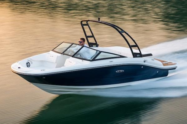 Sea Ray SPX 190 Manufacturer Provided Image