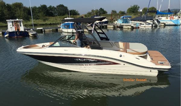 Sea Ray 210 SPXE Sea Ray 210 SPXE