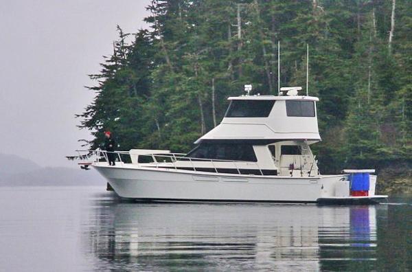 Mediterranean 54 SportsFisher Motor Yacht