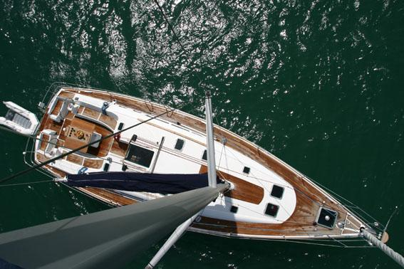 Jeanneau Sun Odyssey 49 Manufacturer Provided Image