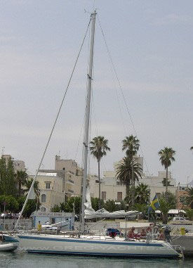 SWEDEN YACHTS 41 Photo 1