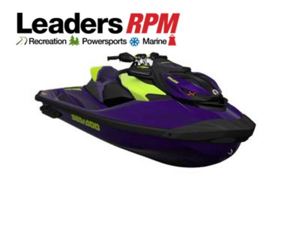 Sea-Doo RXP®-X® 300 IBR & Sound System Midnight Purple