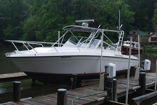 Contender 35 Side Console 35' 1999 Contender