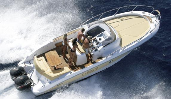 Sessa Key Largo 28 Manufacturer Provided Image: Cruising