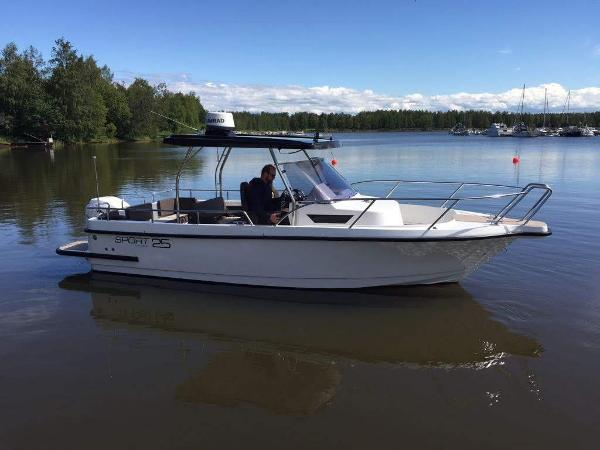 Nord Star 25 Sport T-top