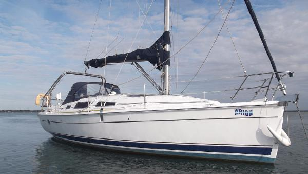 Legend 33 Legend 33 bilge keel for sale