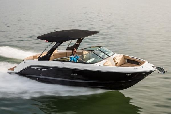 Sea Ray SLX 280 Manufacturer Provided Image
