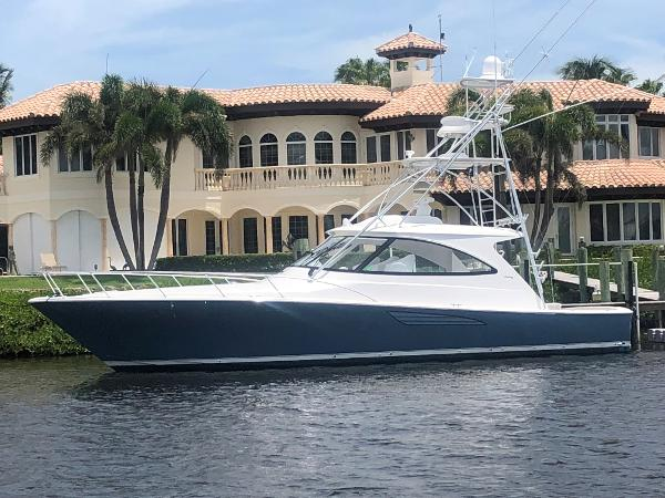 Viking 48 Sport Coupe with Palm Beach Tower 2018 48 Viking Sport Coupe