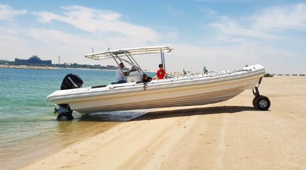 Ocean Craft Marine Transport and Tour 9.5M