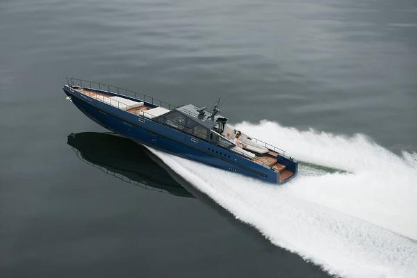 Carmen 61 Fast Power Boat