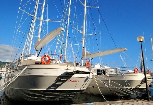 Castagnola 2x schooner motorsailerS