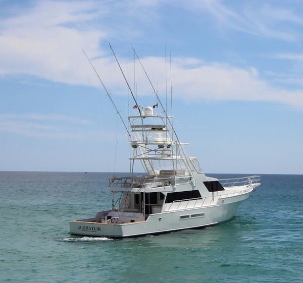 Douglas Sharp Design Yachtfisher Yacht Fisher