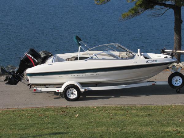 Bayliner 1804 Capri DX