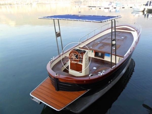 Nautica Esposito Gozzo Positano 728