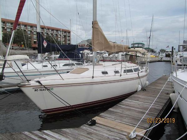 Catalina 30 MK II Tall Rig Profile