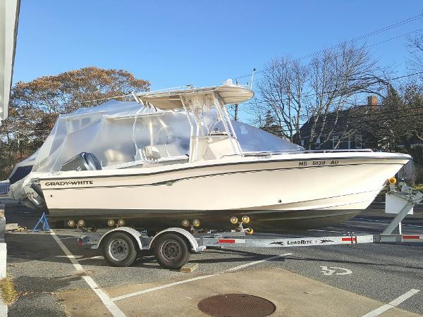 Grady-White 222 Fisherman