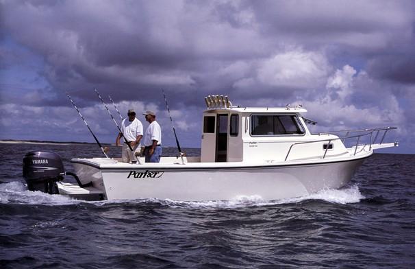 Parker 2520 XL Sport Cabin Manufacturer Provided Image