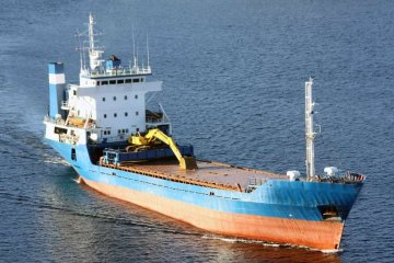 Custom Selfdischarging Bulk Carrier