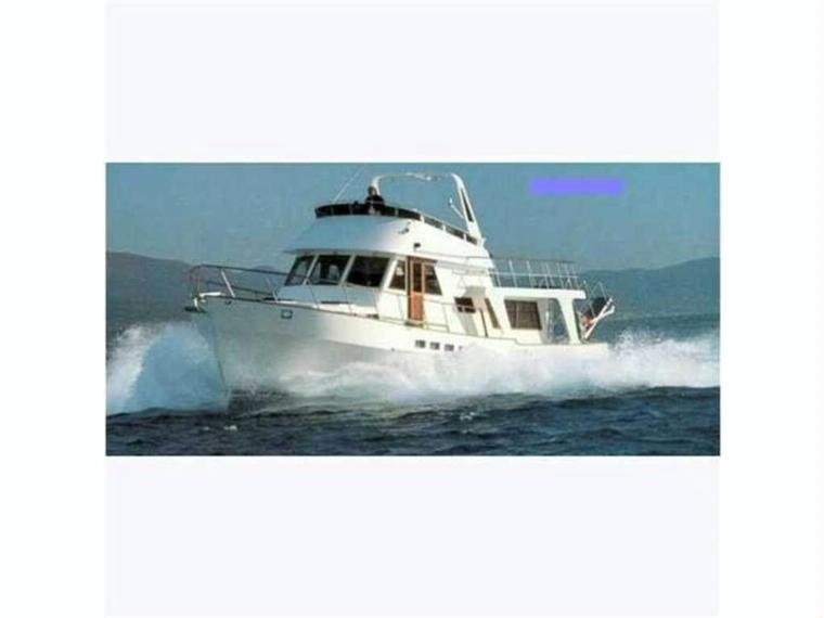 Sea ranger 53 pilothouse