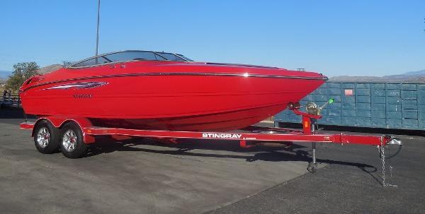 Stingray 225 SX