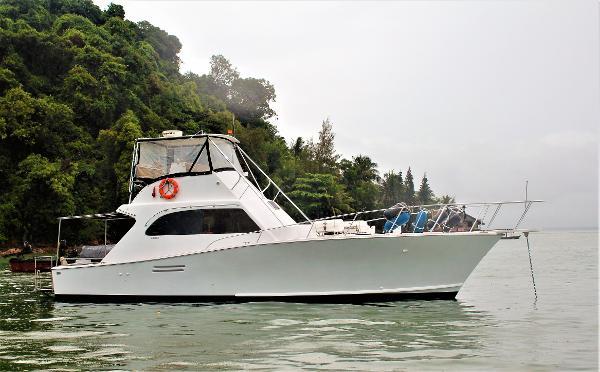 Post 46 Convertible Post Yachts 46 - Pila I