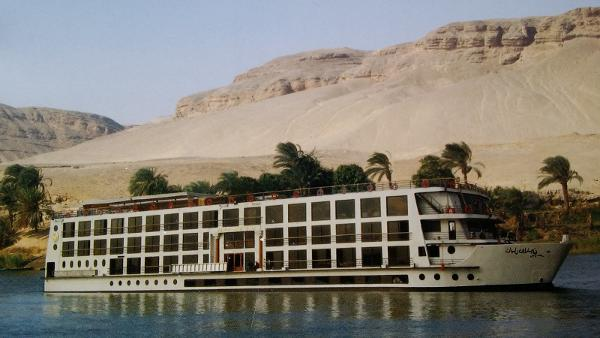 Custom Cruise Ship 239 Nile Ship