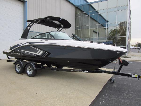 Chaparral Vortex 223 VRX PROFILE - TRAILER INCLUDED