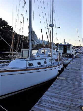 1966 Allied Seabreeze, Ipswich Massachusetts - boats com