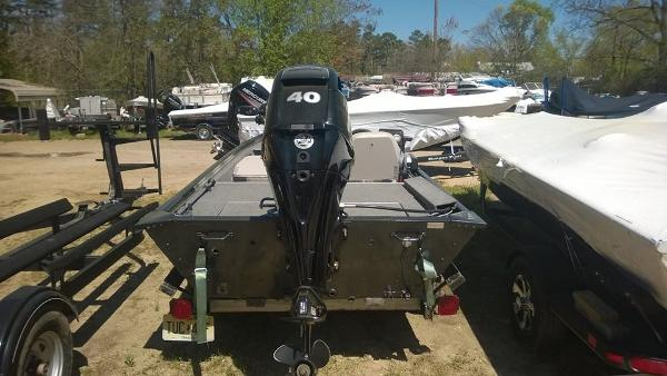 Fisher 16' Side Console
