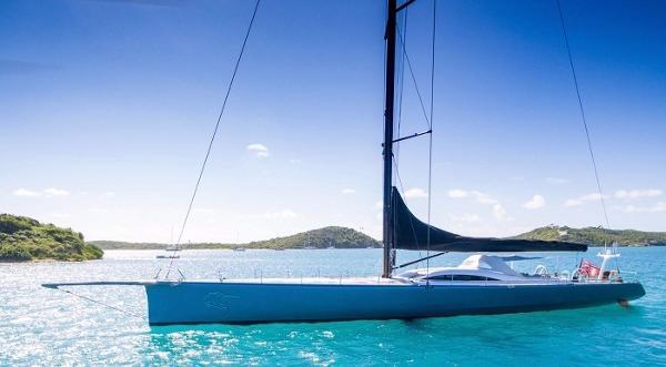 McConaghy Boats Maxi 100