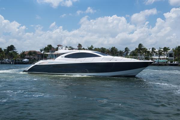 Lazzara Yachts LSX 75