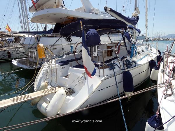 Jeanneau Sun Odyssey 37 Legend