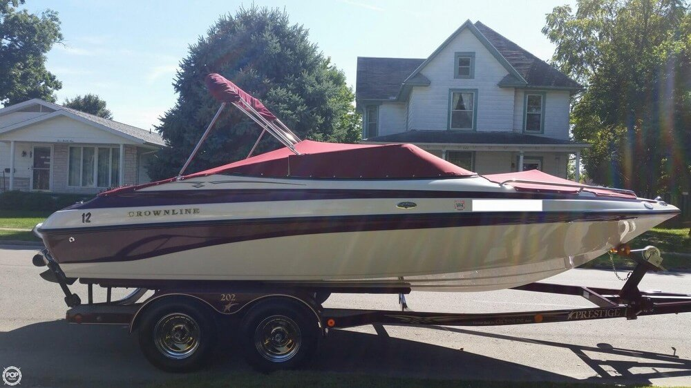 Crownline 202 BR 2004 Crownline 202 BR for sale in Washington, IA