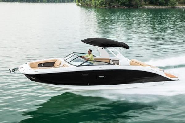 Sea Ray 290SD Manufacturer Provided Image