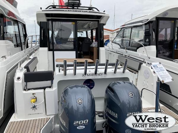 Jeanneau Merry Fisher 895 Marlin Offshore MERRY FISHER 895 MARLIN OFFSHORE