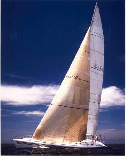Custom 100' Sailing Yacht