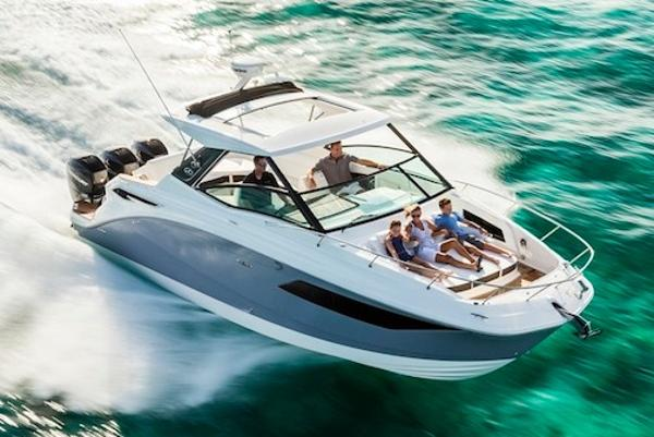 Sea Ray Sundancer 320 Outboard Manufacturer Provided Image