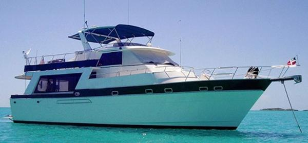 Angel Med Stabilized Motor Yacht Defever