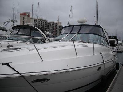 Cruisers 3470 Express Port profile