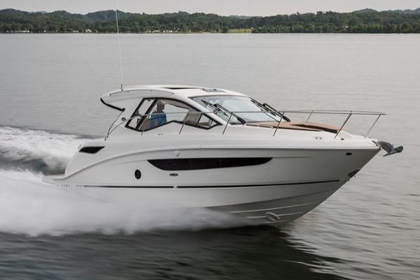 Sea Ray Sundancer 350 Coupe Manufacturer Provided Image