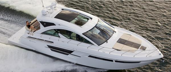 Cruisers Yachts 54 Cantius Manufacturer Photo