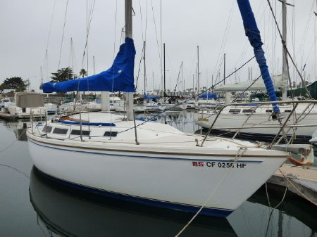 1983 Catalina 30, Channel Islands Harbor, Oxnard California