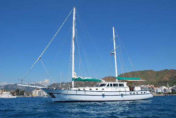 Custom-Craft 23.90 M BLACK SEA KETCH