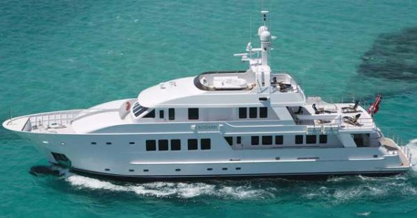 Inace Yacht Explorer New Build Sistership